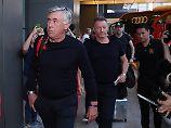 Der Sport-Tag: Ancelotti wischt Zweifel nach Milan-Blamage beiseite