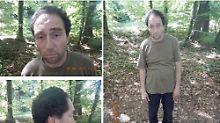 Floh der Täter nach Deutschland?: Polizei warnt vor Kettensägen-Angreifer