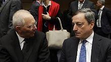 Fast eine Billion Euro: Staaten sparen Milliarden durch EZB-Politik