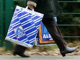 Umstellung in allen Märkten: Aldi will die Plastiktüte abschaffen