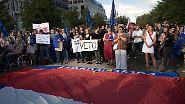 Trotz präsidialen Vetos: Polnische Regierung will umstrittene Justizreform durchboxen