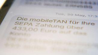 BGH-Entscheid zu Extrakosten: Banken dürfen nur eingesetzte SMS-TAN abrechnen
