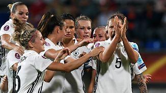Offensiv-Spielerinnen gefragt: Gegen Russland soll es endlich Tore hageln