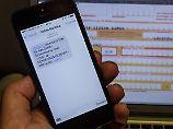 Kostenpflichtig bei Verwendung: BGH kippt Regelung für SMS-TAN