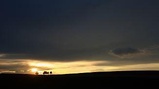 Dauerregen in der Nacht: Sonnenhoffnung scheint am westlichen Horizont