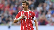 Rehabilitation gegen Chelsea: Müller doppelt bei FC-Bayern-Show