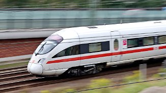 So viele Reisende wie nie: Deutsche Bahn erwartet Rekordumsatz
