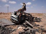 Einigung auf Zehn-Punkte-Plan: Libyens Kontrahenten streben Waffenruhe an