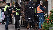 Entwarnung in der Schweiz: Polizei fasst Kettensägen-Angreifer