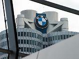 In der Münchener BMW-Zentrale herrscht Empörung über Daimler.