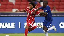"""""""Ich bin jung, ich muss spielen"""": Renato Sanches will weg vom FC Bayern"""