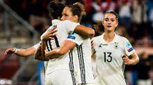 Torflaute hält weiter an: DFB-Frauen siegen sich ins EM-Viertelfinale