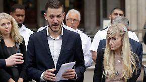 Richter entscheidet über Sterbeort: Eltern wollen zu Hause Abschied von Charlie nehmen