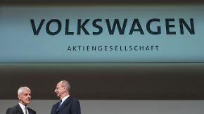 Noch ein Vertrauensverlust: VW-Aufsichtsrat trifft sich außer Plan