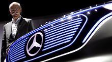 Neue Firmensparten geplant: Daimler startet den Konzernumbau