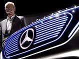 Zetsche will sich nicht äußern: Daimler mauert beim Kartellverdacht