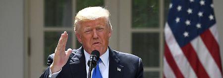 Wegen zu hohen OP-Kosten: Trump will keine Transgender beim US-Militär