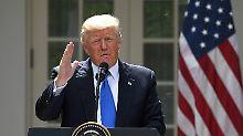 Wegen zu hoher Kosten: Trump will keine Transgender beim US-Militär