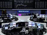 Der Börsen-Tag: Dax verbucht kleines Plus vor Fed-Entscheidung