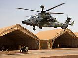 Bundeswehrteam fliegt nach Gao: Experten untersuchen Hubschrauberabsturz