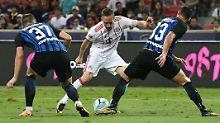 Der Sport-Tag: FC Bayern patzt auch gegen Inter Mailand