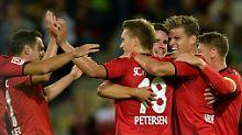 Auftaktsieg in der Qualifikation: Freiburg hält Kurs auf Europa