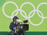 Der Sport-Tag: ARD und ZDF senden weiter live von Olympia