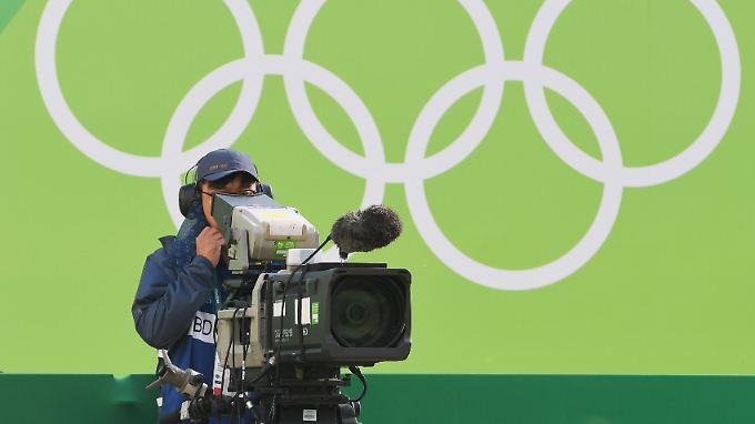 ARD und ZDF können offenbar weiterhin die Olympischen Spiele übertragen.