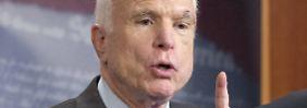 Abschaffung von Obamacare: Gesundheitsgesetz scheitert im US-Senat