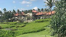 Auf Bali gibt es ein Gesetz, dass kein Gebäude höher sein darf als eine Kokospalme.