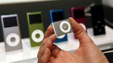 Streaming ist zu stark: Apple nimmt iPods aus dem Sortiment