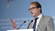 """Made in Germany"" in Gefahr: Dobrindt klagt Autobauer an"
