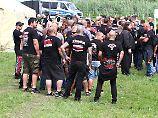 1000 Teilnehmer bei Rechtsrock: Erneut Neonazi-Konzert in Themar