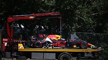 """""""Ich weiß, wer es war. Fuck!"""": Ricciardo schäumt nach Verstappen-Foul"""
