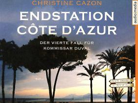 """""""Endstation Cote d'Azur"""" ist bei Audio Media erschienen."""