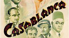 """Für 400.000 Euro ersteigert: """"Casablanca""""-Poster erzielt Rekordpreis"""