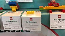 """Wurm"": Internet feiert kreatives Lego-Kunstwerk"