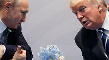 Trump und Russland: Ein Dilettant macht Weltpolitik