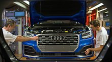 Diesel-Krise kostet Geld: Audi will Kosten um Milliarden senken