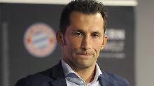 Mia-san-Hasan: Lehrling Salihamidzic lebt die Bayern-DNA