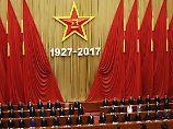 """Erste Marinebasis im Ausland: China strebt nach """"Armee von Weltklasse"""""""