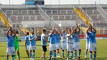 """Der Sport-Tag: TSV 1860 München schlägt Nürnberg im """"Geisterspiel"""""""
