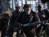 "Kampf ums Überleben: ""Planet der Affen: Survival"""