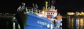 Flüchtlingshilfe im Mittelmeer: Italien beschlagnahmt Schiff von Rettern