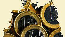 Pro Kopf 24.000 Euro Miese: Deutschland drückt seine Schulden leicht