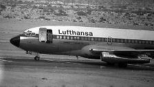 Es geht weiter über Larnaka auf Zypern auf die arabische Halbinsel nach Bahrain und Dubai. Mehrere Länder verweigern der Maschine die Landeerlaubnis.