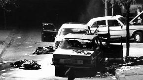 """40 Jahre """"Deutscher Herbst"""": Als der RAF-Terror die Republik erschütterte"""