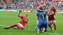 Auch Niederlande im EM-Endspiel: Däninnen beenden Österreichs Finaltraum