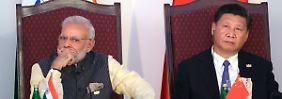 Grenzstreit im Himalaya: China fordert indischen Truppenabzug