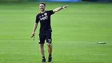 Der Bundesliga-Check: Frankfurt: Wenn Kovac Azteken über die Latte zieht